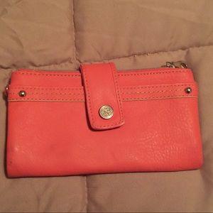 Accessories - Coral women's wallet